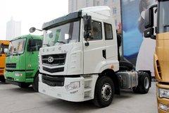 华菱 汉马H7重卡 345马力 4X2牵引车(平顶)(HN4180H33C6M5) 卡车图片