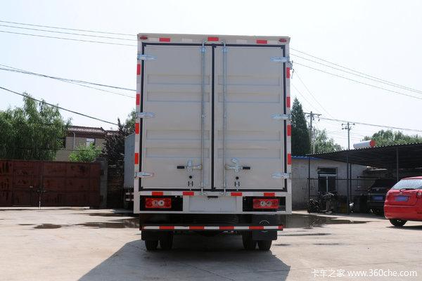 优惠0.3万元揭阳奥铃CTX载货车促销中