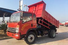 中国重汽 豪曼H3 116马力 4X2 3.6米自卸车(ZZ3048E17EB0)