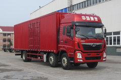 中国重汽 豪曼H5重卡 280马力 6X2 8.6米厢式载货车(ZZ5258XXYKC0EB0) 卡车图片