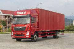 中国重汽 豪曼H5中卡 170马力 4X2 6.75米厢式载货车(ZZ5188XXYF10EB0) 卡车图片