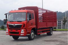 中国重汽 豪曼H5中卡 170马力 4X2 6.75米仓栅式载货车(ZZ5188CCYF10EB0) 卡车图片