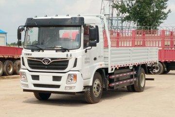 中国重汽 豪曼H5中卡 200马力 4X2 6.75米栏板载货车(ZZ1188F10EB1)