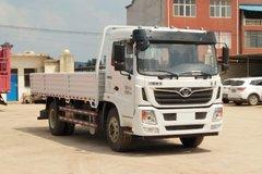 中国重汽 豪曼H5中卡 170马力 4X2 6.75米栏板式载货车(ZZ1188F10EB0) 卡车图片