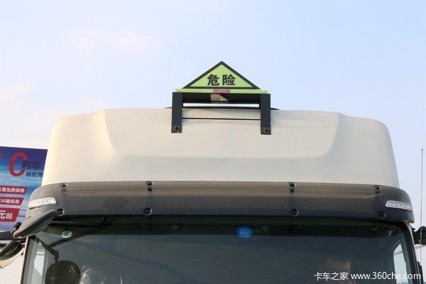 优惠0.2万苏州恒运五十铃巨咖牵引车促销中