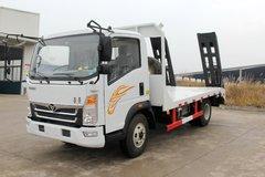 中国重汽 豪曼H3 129马力 4X2 平板运输车(ZZ5048TPBD17EB1)