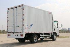 庆铃 五十铃KV600 130马力 4.17米单排厢式轻卡(气�x)(QL5043XXYA5HA) 卡车图片