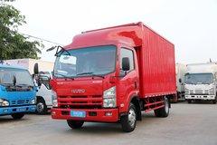 庆铃 五十铃KV100 98马力 4.17米单排厢式轻卡(QL5044XXYA6HA)图片