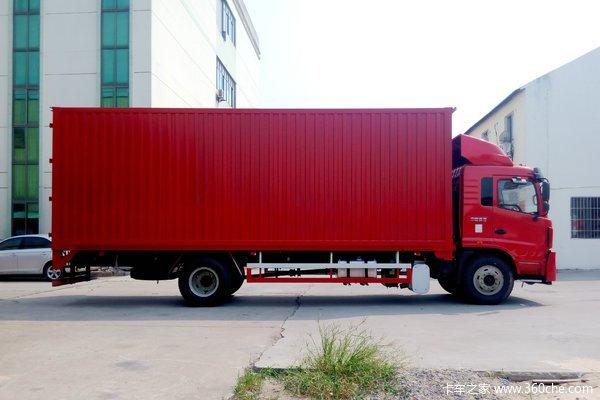 优惠0.6万豪曼H5载货车促销中