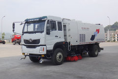 中国重汽 豪曼H5中卡 210马力 洗扫车(ZZ5168TXSG10EB0)