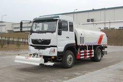 中国重汽 豪曼H5中卡 210马力 清洗车(ZZ5168GQXG10EB0)