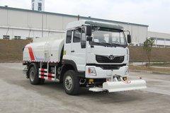 中国重汽 豪曼H5中卡 180马力 清洗车(ZZ5168GQXG10EB0)