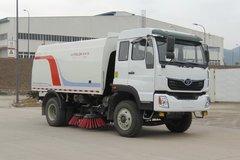中国重汽 豪曼H5 180马力 扫路车(ZZ5168TSLG10EB0)
