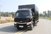 开瑞 绿卡 城配重载版豪华型 116马力 4.15米单排厢式轻卡(中体)(SQR5048XXYH16D)