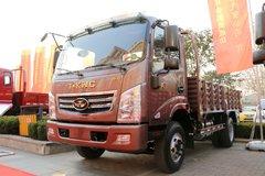 唐骏欧铃 K7系列 170马力 4.1米单排栏板载货车(国六) 卡车图片
