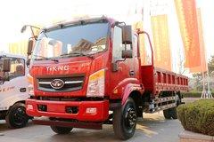唐骏欧铃 T7系列 156马力 5.33米排半栏板载货车(ZB1100UPF5V) 卡车图片