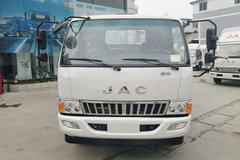 江淮 骏铃E6 156马力 3.82米排半越野厢式轻卡(8挡)(HFC2043XXYP91K1C4V-S) 卡车图片