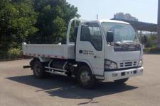 庆铃 五十铃600P 130马力 3.26米单排自卸车(QL3040ZA5FA)
