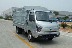 飞碟缔途 MX 乐享版 1.5L 108马力 汽油/CNG 3.28米单排仓栅式微卡(FD5030CCYD66K5-S1) 卡车图片