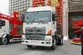 广汽日野 700系列重卡 450马力 6X4危险品牵引车(后气囊悬挂)