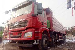 陕汽重卡 德龙新M3000 加强版 350马力 8X4 8米自卸车(SX3310MB446) 卡车图片