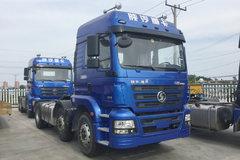 陕汽重卡 德龙新M3000 轻量化版 430马力 6X4牵引车(速比4.111)(SX4250MC4) 卡车图片