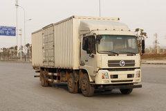 川交汽车 中卡 220马力 6X2 7.6米厢式载货车(CJ5250XXYD5CB)