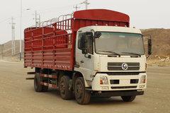 川交汽车 中卡 220马力 6X2 7.6米仓栅式载货车(CJ5250CCYD5CB) 卡车图片