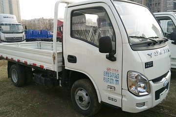 跃进 小福星S50 1.9L 95马力 柴油 3.65米单排栏板微卡(SH1032PBBNZ2)