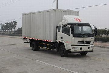 东风 多利卡D8 156马力 4X2 5.75米排半厢式载货车(EQ5090XXYL8BDEAC)