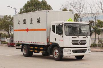 东风 多利卡D9 160马力 4X2 6.2米易燃气体厢式运输车(EQ5165XRQL9BDFAC)