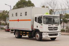 东风 多利卡D9 170马力 4X2 6.2米易燃气体厢式运输车(EQ5165XRQL9BDFAC)