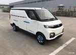 北汽新能源 EV407 2.4T 4.5米纯电动封闭厢式运输车