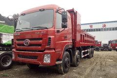 三环十通 御龙重卡 310马力 8X4 8米自卸车(STQ3314L16Y4B5) 卡车图片
