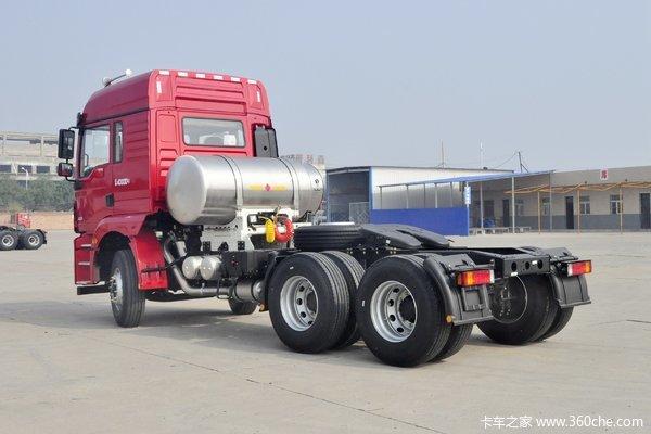 降价促销陕汽德龙新M3000牵引车仅售42万