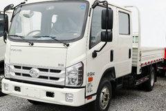 福田 时代H2 115马力 3.12米双排栏板轻卡(BJ1043V9AEA-A8) 卡车图片