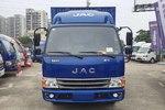 江淮 康铃H5中体 120马力 4.15米单排售货车(HFC5045XSHP92K1C2V)图片