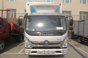 福田 奥铃CTS 131马力 4.14米单排厢式轻卡(京五)(BJ5048XXY-FK)