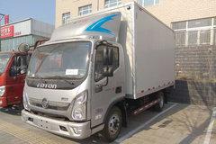 福田 奥铃CTS 143马力 4.14米单排厢式轻卡(BJ5048XXY-FA) 卡车图片