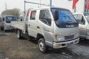 唐骏欧铃 赛菱A7 1.5L 112马力 汽油 3.02米双排栏板微卡(国六)(ZB1030BSD0L)