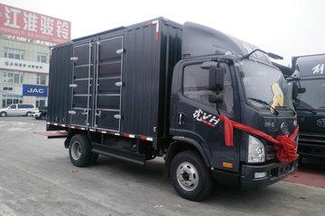 解放 虎VH 120马力 4.21米单排厢式轻卡(CA5081XXYP40K2L1E5A84-3)