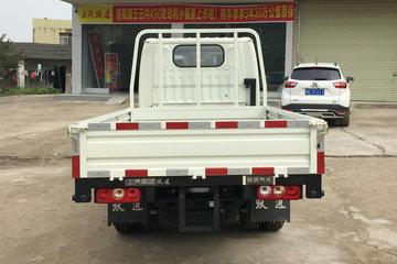 跃进 小福星S50 1.9L 95马力 柴油 2.605米双排栏板微卡(SH1032PBBNS1)图片