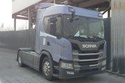 斯堪尼亚 新G系列重卡 410马力 4X2牵引车(国六)(型号G410)