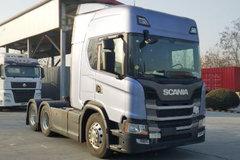 斯堪尼亚 新G系列重卡 410马力 6X2牵引车(型号G410)