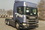 斯堪尼亚 新G系列重卡 450马力 6X2牵引车(国六)(型号G450)