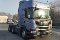 斯堪尼亚 新G系列重卡 450马力 6X4牵引车(型号G450)