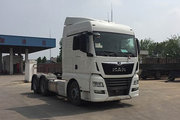 曼(MAN) TGX系列重卡 500马力 6X2牵引车(TGX28.500)