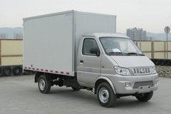 长安跨越 新豹二代 1.3L 88马力 3.185米单排厢式微卡(SC5031XXYAGD51)