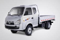 北汽黑豹 H5 71马力 柴油 2.88米排半栏板微卡(BJ1035P10HS) 卡车图片