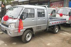 江淮 康铃X3 61马力 2.5米双排栏板微卡(HFC1030RW6E2B7D) 卡车图片